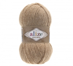 Alize Alpaca royal 262 бежевый
